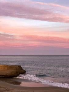 Twin Lakes State Beach Santa Cruz California