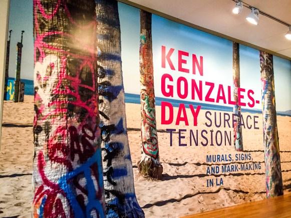 Ken Gonzalez-Day Exhibit