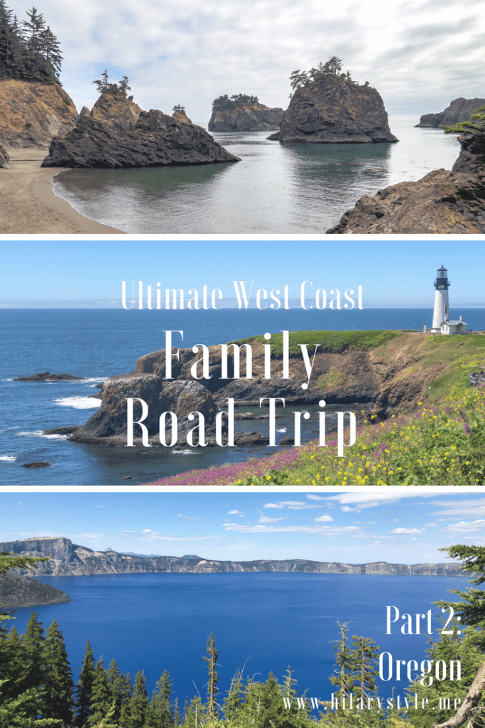 Ultimate West Coast Family Road Trip Oregon #familytraveloregon #familyroadtrip #familytravelusa