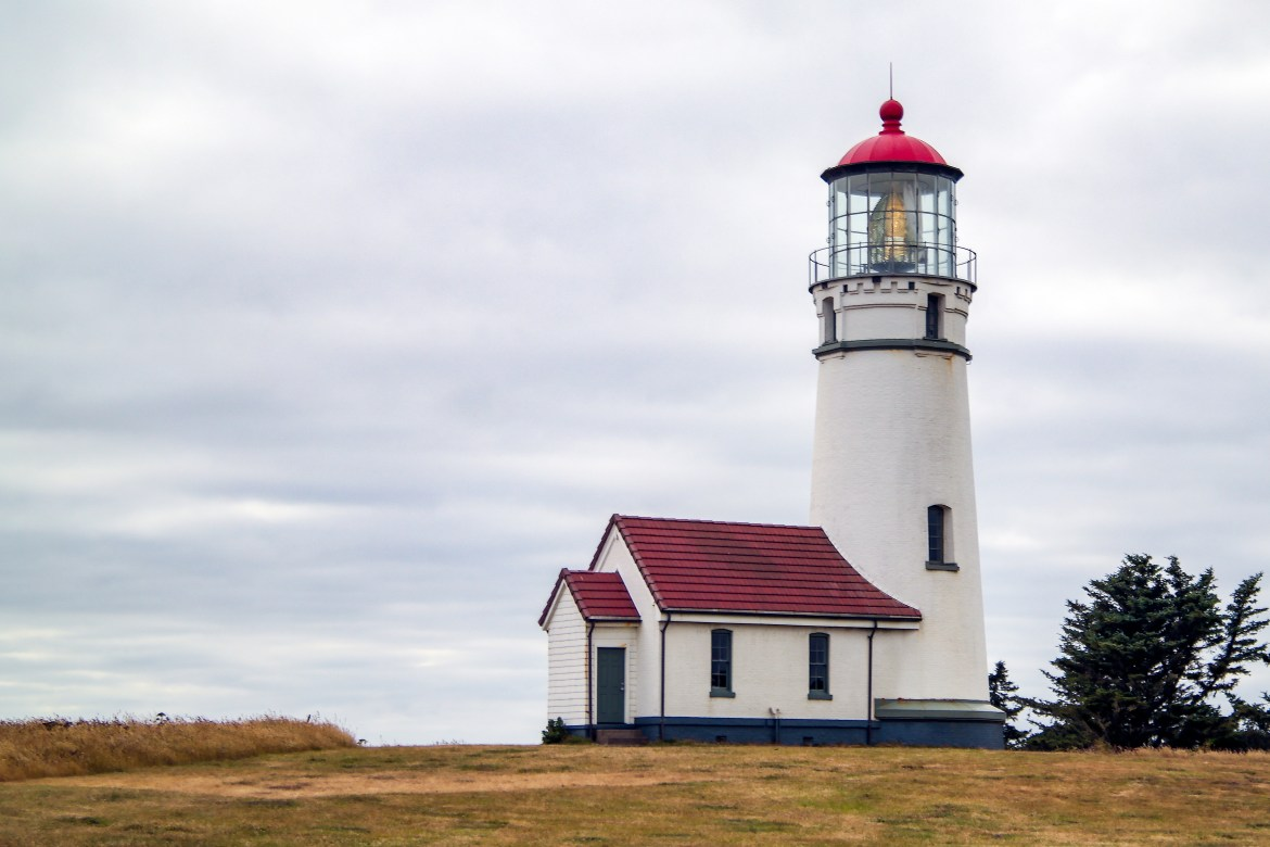 Cape Blanco Lighthouse Port Orford Oregon