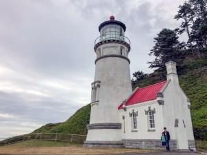 Heceta Head Lighthouse Florence Oregon #familytravel