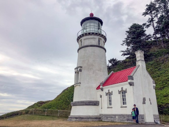 Heceta Head Lighthouse Florence Oregon #familytravel