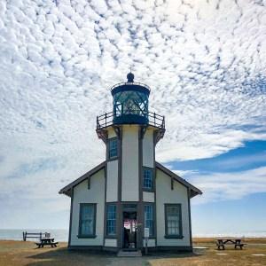 Cabrillo Light Station Mendocino California