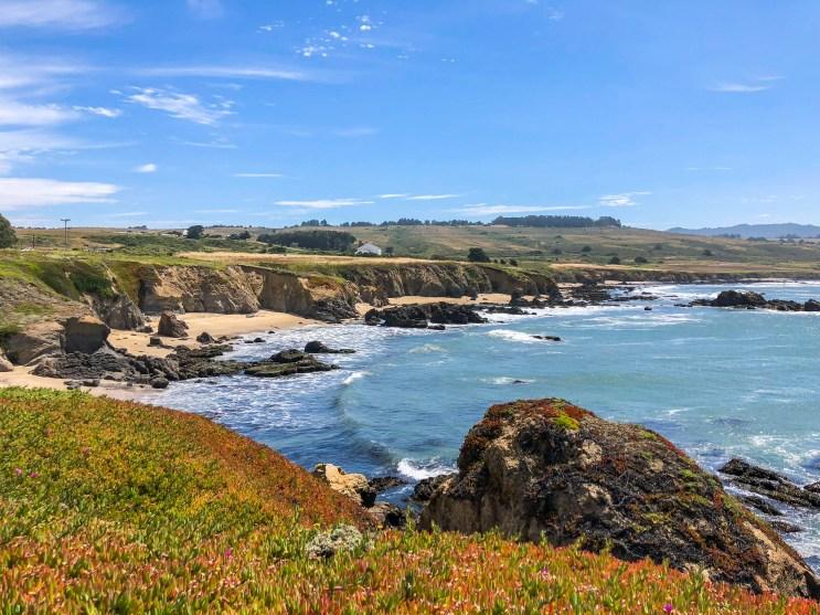 Pigeon Point Lighthouse Pescadero California