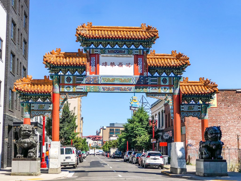 Chinatown Portland Oregon