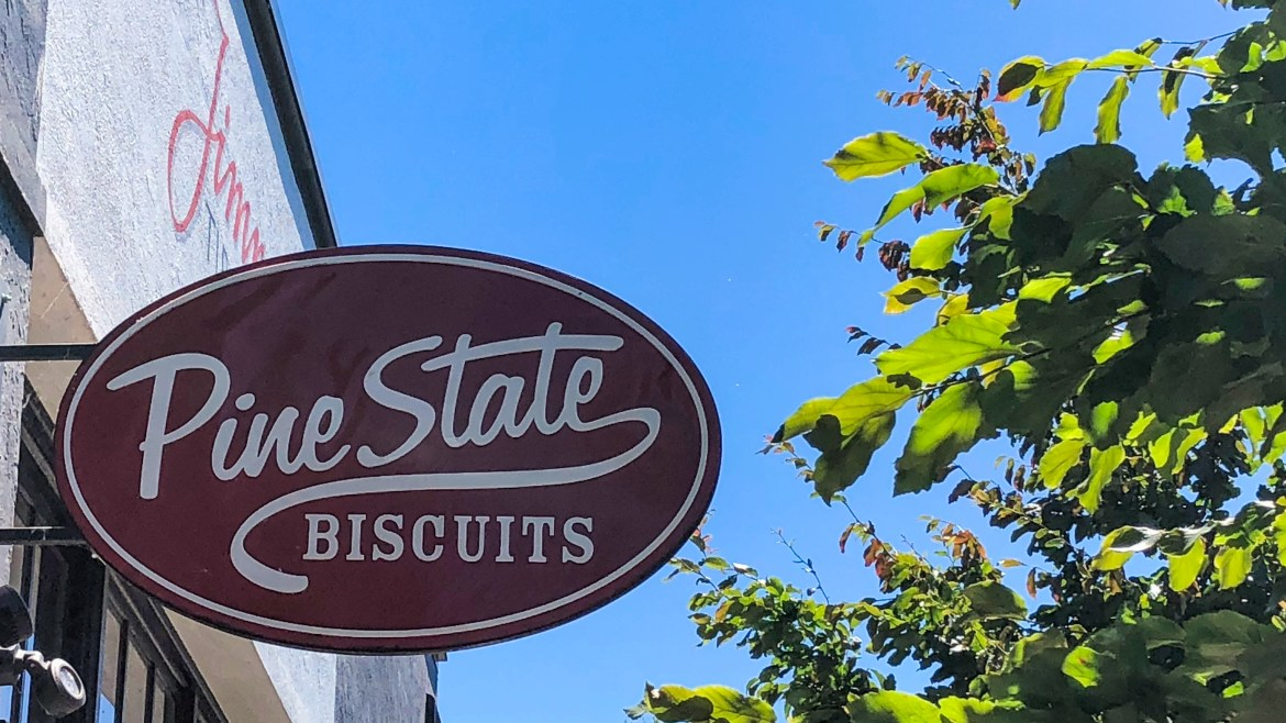 Pine State Biscuits Portland Oregon