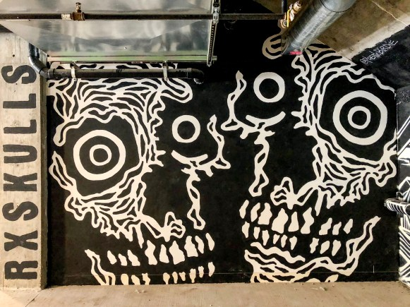 Taylor Electric Project Portland Oregon #rxskulls
