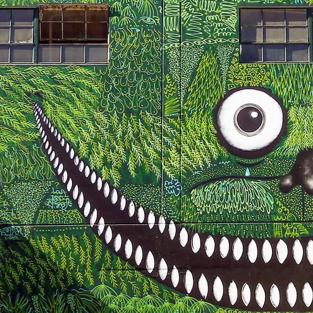Street Art Portland Oregon #yoshi47