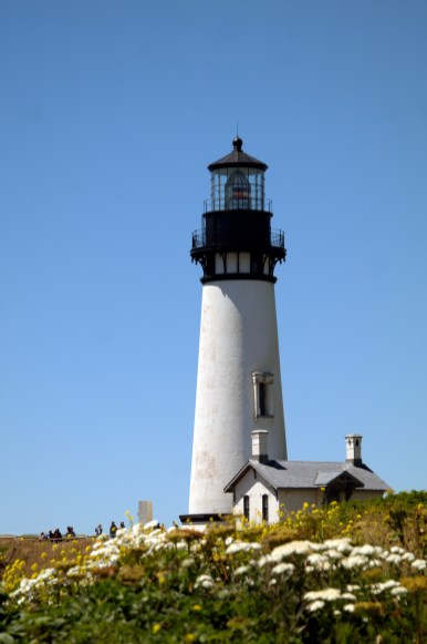 Yaquina Head Lighthouse