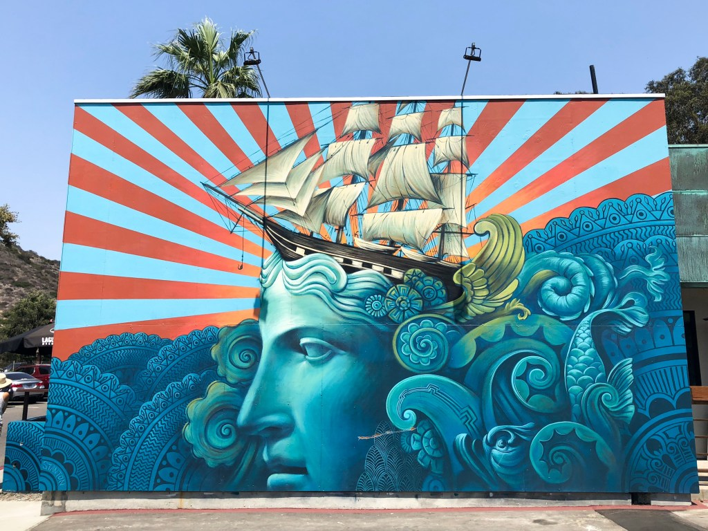 Laguna Arts District Laguna Beach California #beaustanton