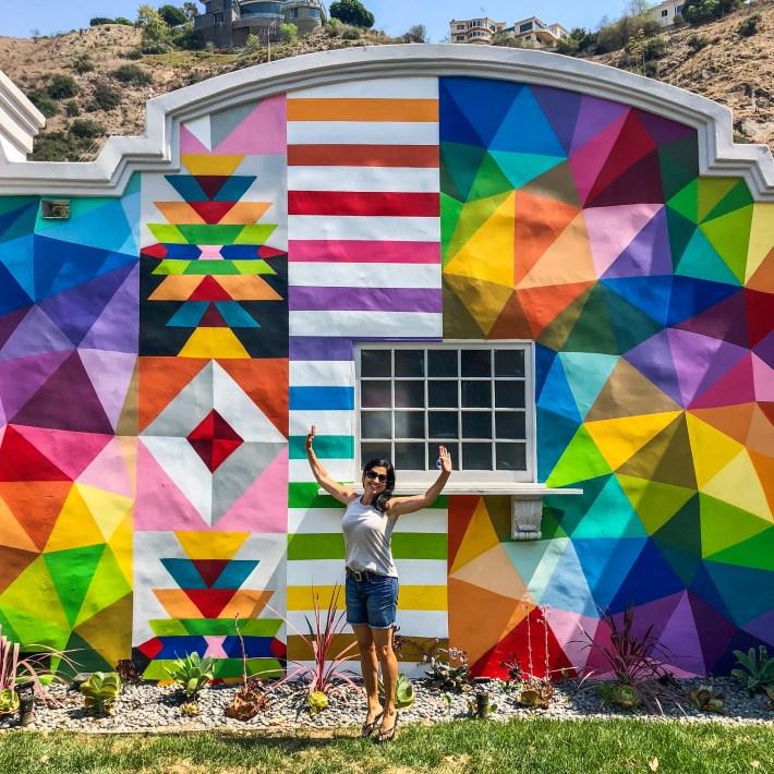 Laguna Arts District Laguna Beach California