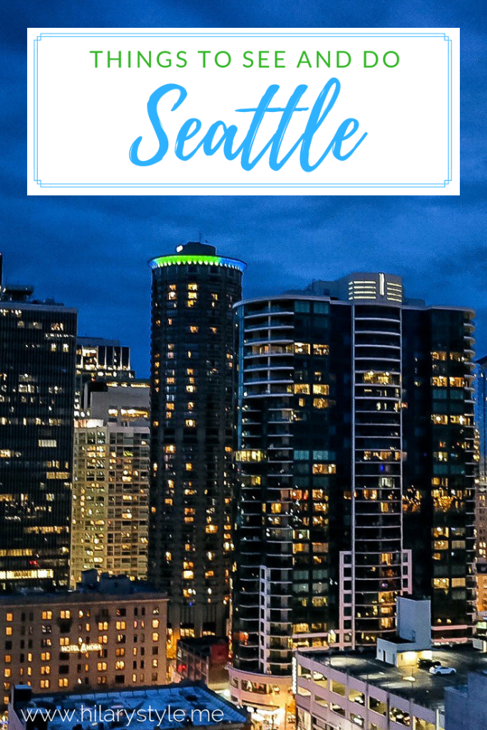 Things to see and do in Seattle Washington