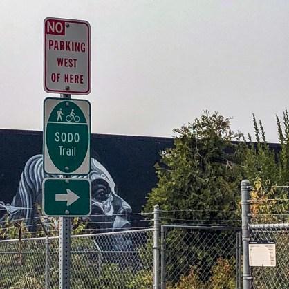 SoDo Track Seattle Washington