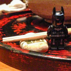 batman goes to Japan