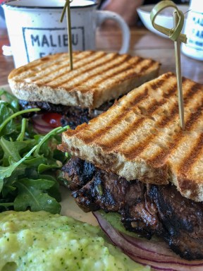 Malibu Farm Cafe Food Malibu California #malibufarm