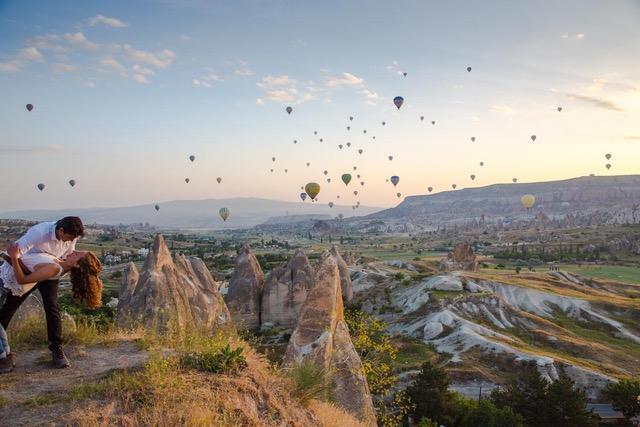 Cappadocia Turkey Photo Credit: Anywhere We Roam