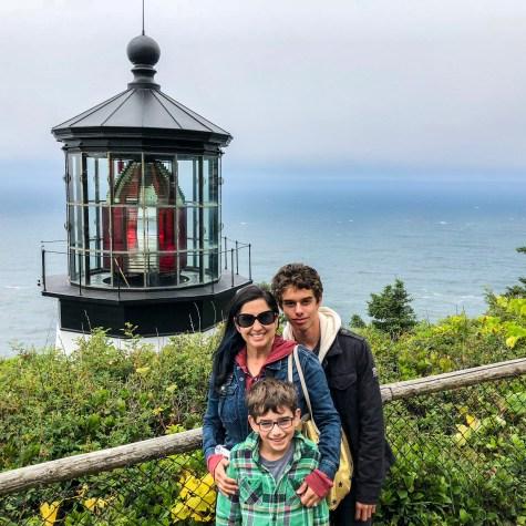 Cape Meares Lighthouse Cape Meares Oregon
