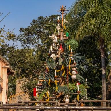 Christmas Disneyland California #junglecruise #jinglecruise
