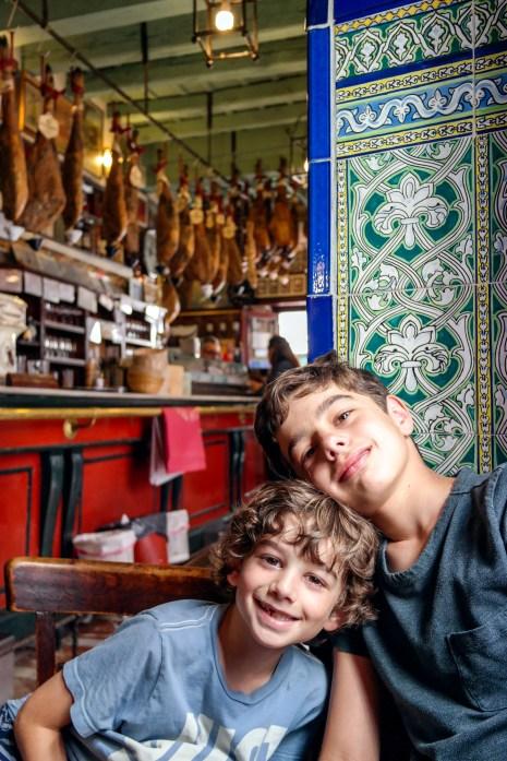 Seville Spain #familytravel