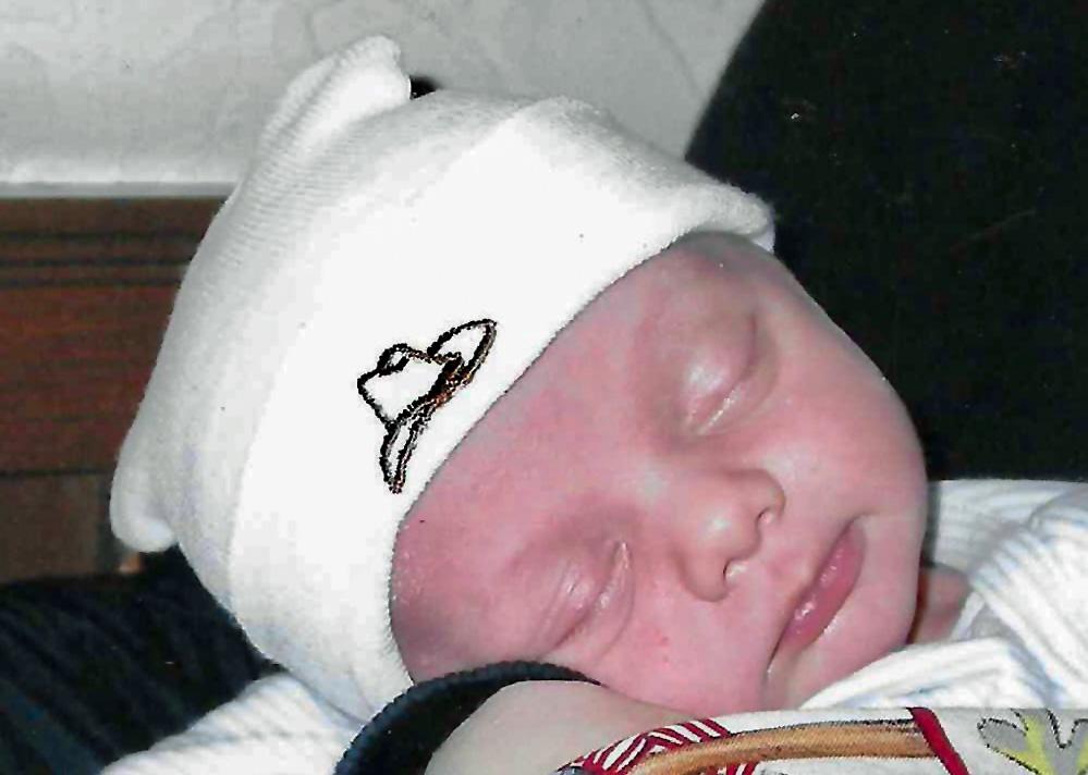 Baby's First Road Trip #babysfirstroadtrip