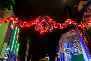 Universal Studios Hollywood City Walk #citywalk