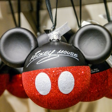World of Disney Disneyland California #mickeymouseornament