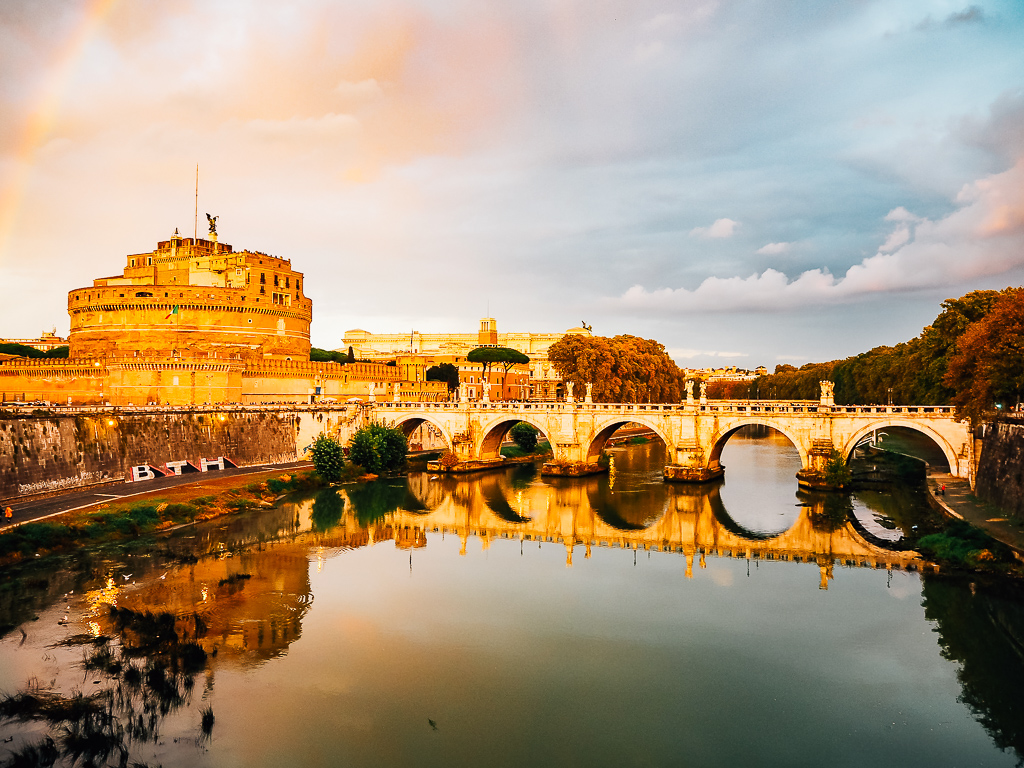 Rome Italy Untold Morsels