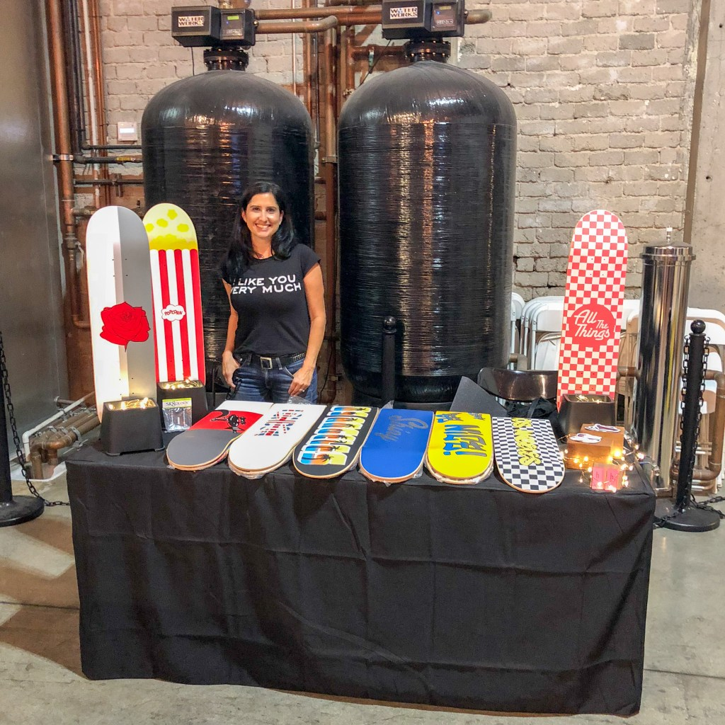 Triangle Brewing Company Art & Beer Market #hilarystyleme