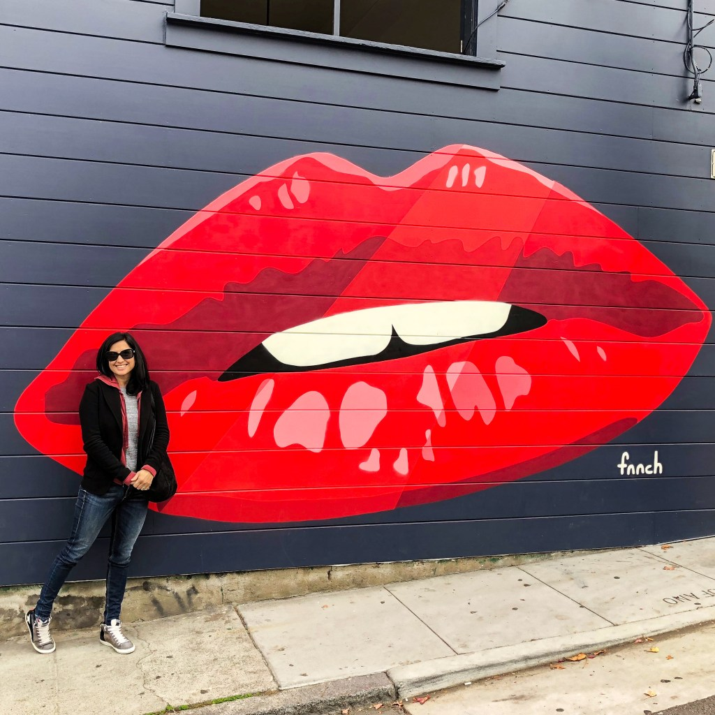 Fnnch Lips San Francisco California #fnnch