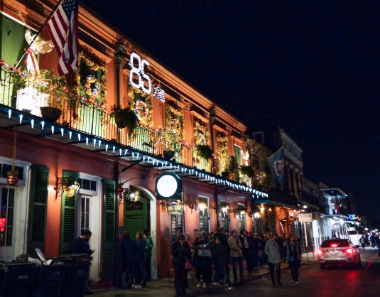 Pat O'Brien's New Orleans Louisiana