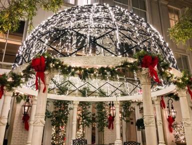 Ritz Carlton Holiday New Orleans Louisiana