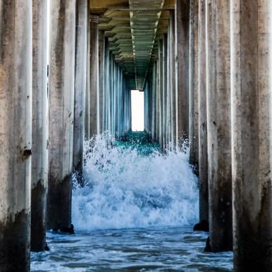 Huntington Beach Pier Huntington Beach California #huntingtonbeachpier