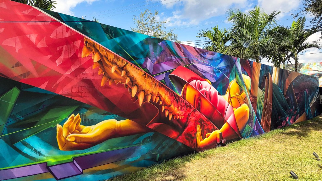 Ashop Crew Wynwood Miami Florida-
