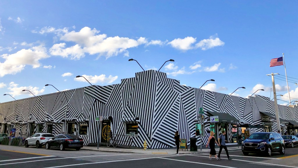 Wynwood Art District Miami Florida