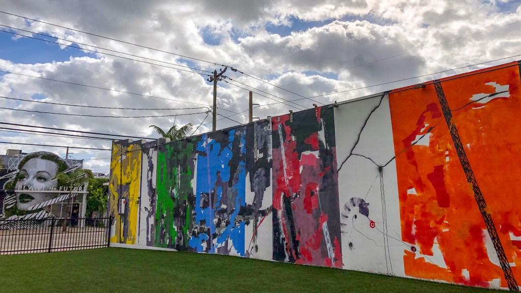 Wynwood Walls Miami Florida #wynwoodwalls #futura