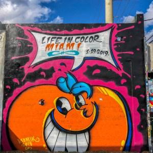 #atomik Wynwood Miami Florida