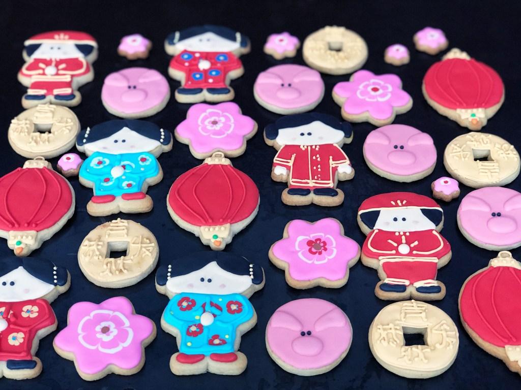 #lunarnewyearcookies #lunarnewyear #royalicingcookies
