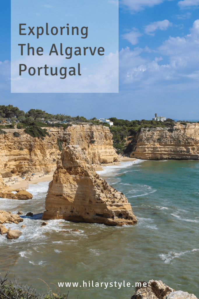 Exploring the Algarve Portugal #portugal #thealgarve