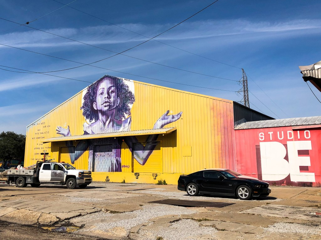 Bywater New Orleans #studiobe