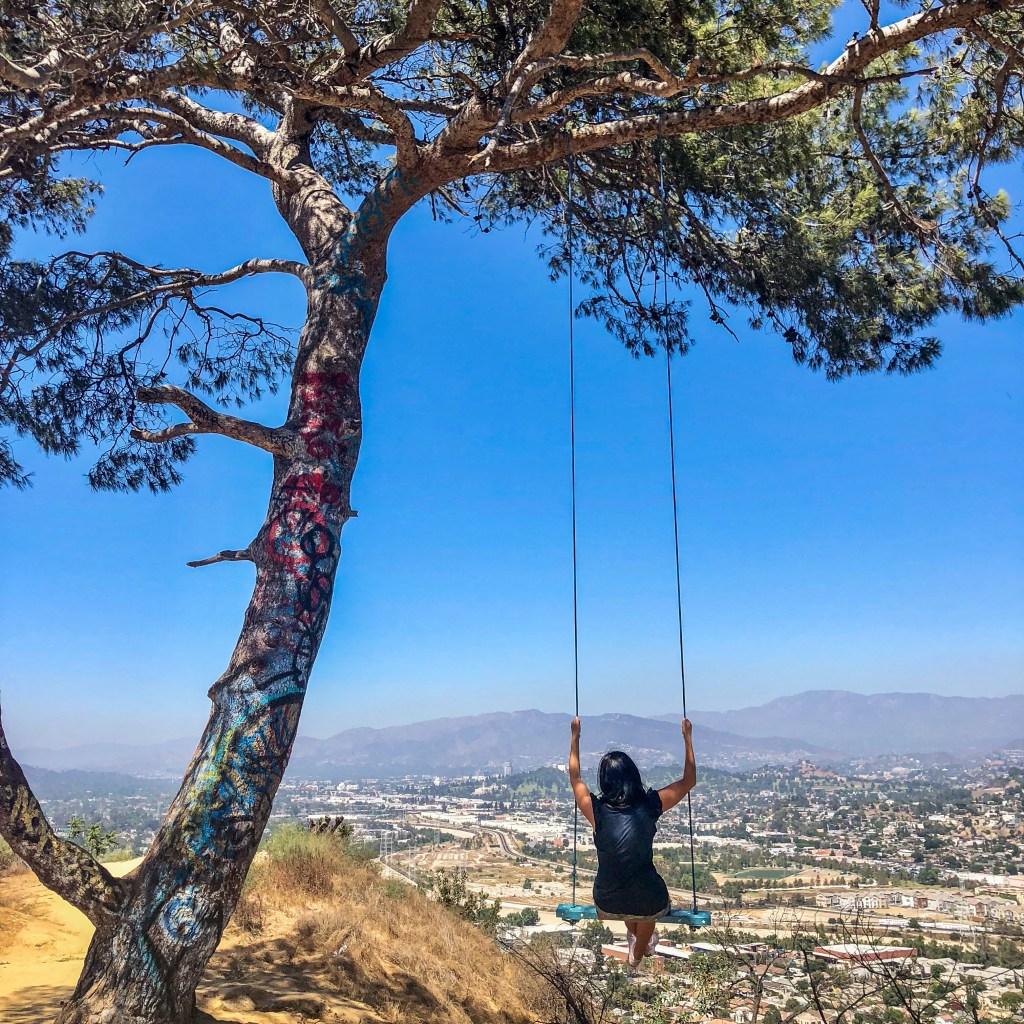 #secretswing Elysian Park Los Angeles