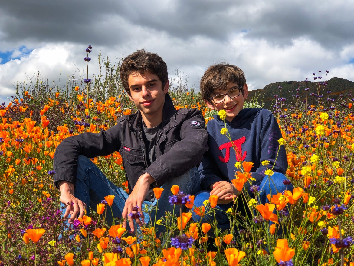 #superbloom2019 #walkercanyon #californiapoppies