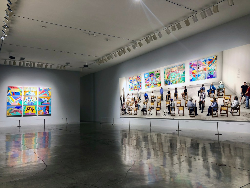 L.A. Louver Gallery Venice California