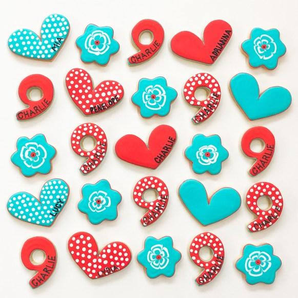 #custombirthdaycookies #cookieshilarystyle #cookiesareeverything