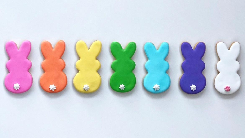 #cookieshilarystyle #cookiesareeverything #eastercookies #customcookies #easterpeeps