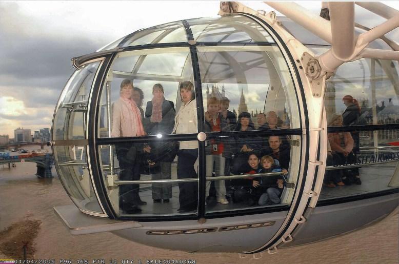 #thelondoneye London Eye London England United Kingdom