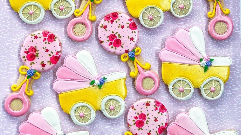 #cookiesareeverything #babyshowercookies #cookieshilarystyle