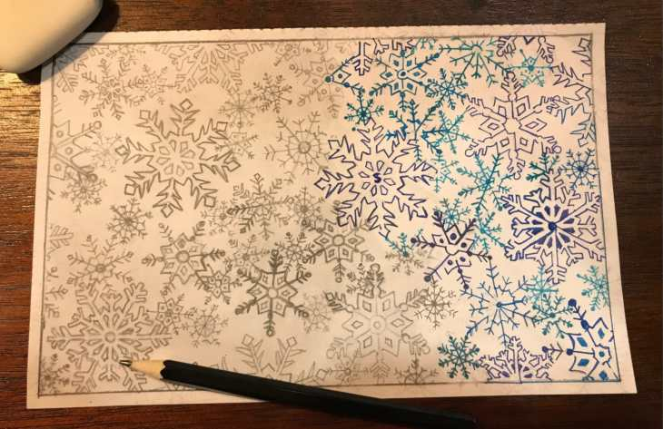 Free Printable Hand Drawn Snowflake Maze. Easily downloadable and printable PDF format. Great Mazes for both kids & adults very challenging but fun.