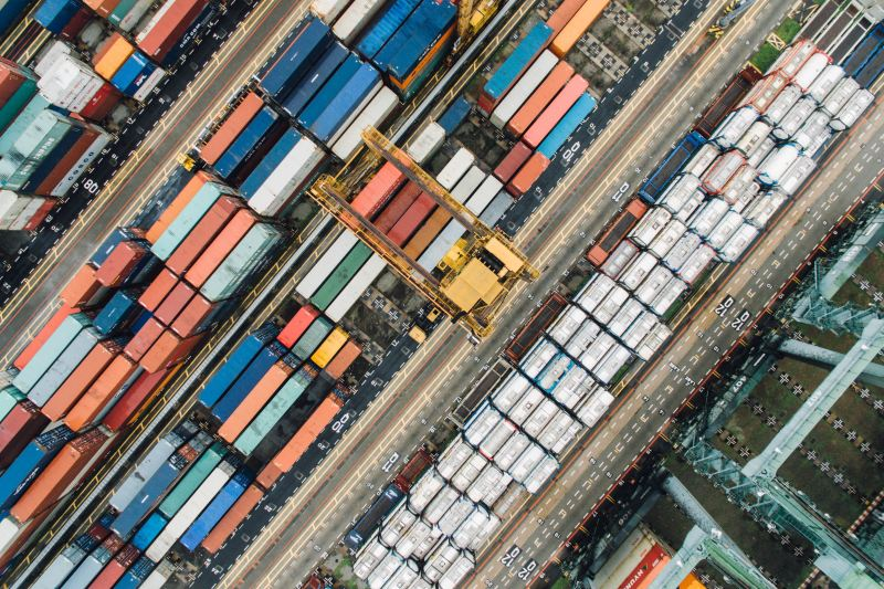 Banks and containerisation are the cornerstone of international trade.