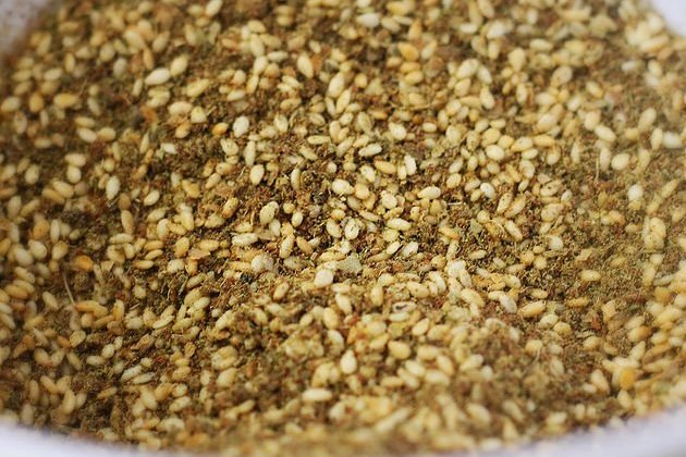 MIDDLE EASTERN ZA'ATAR SPICE BLEND