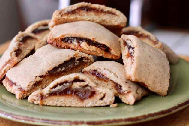 fig strawberry newtons